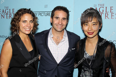 """Editorial photo of Sony Pictures Classics and The Cinema Society host a screening of """"The Eagle Huntress"""", New York, USA - 20 Oct 2016"""