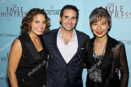 Stacey Reiss (Producer), Marc H. Simon (Exec. Producer), Sharon Chang (Producer)