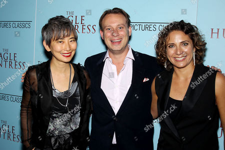 Sharon Chang (Producer), Otto Bell (Director), Stacey Reiss (Producer)