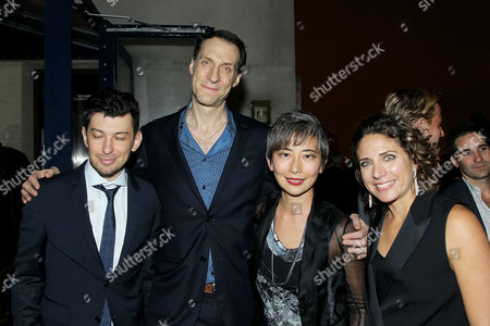 """Editorial picture of Sony Pictures Classics and The Cinema Society host a screening of """"The Eagle Huntress""""  - After Party held at Jimmy at the James Hotel, New York, USA - 20 Oct 2016"""