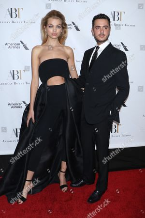 Editorial image of American Ballet Theater 2016 Fall Gala, New York, USA - 20 Oct 2016