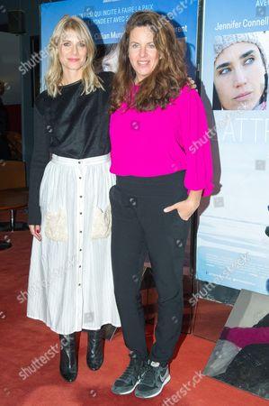 Melanie Laurent and Claudia Llosa