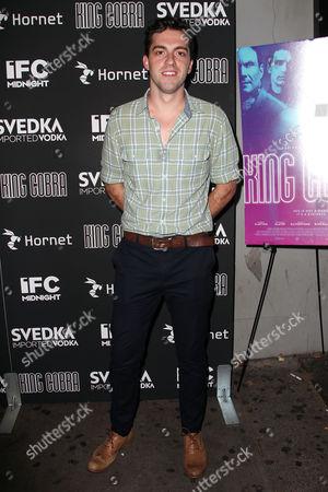 Stock Photo of Hunter Hoffman