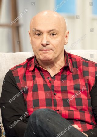 Editorial picture of 'Lorraine' TV show, London, UK - 21 Oct 2016
