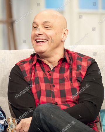 Editorial photo of 'Lorraine' TV show, London, UK - 21 Oct 2016