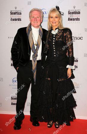 Taylor Ferguson and Anne Ferguson