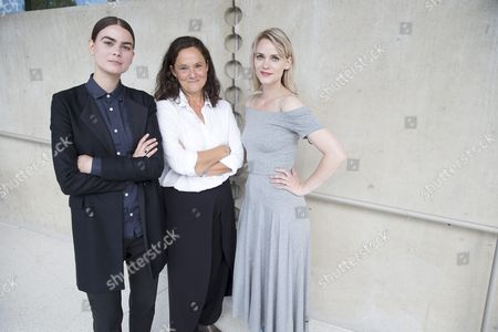 Editorial image of 'A Serious Game' film photocall, Stockholm, Sweden - 22 Aug 2016
