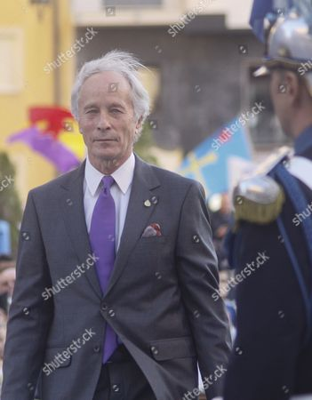 Author Richard Ford