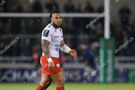 Ma a Nonu during the European Rugby Champions Cup Group 3 match between Sale Sharks and Toulon played at the A J Bell Stadium, Salford, on 21st October 2016