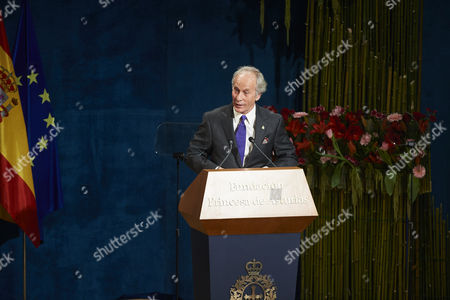 Richard Ford, Princess of Asturias Awards for the Literature 2016