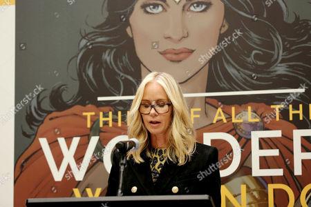 Diane Nelson (DC Entertainment Pres.)