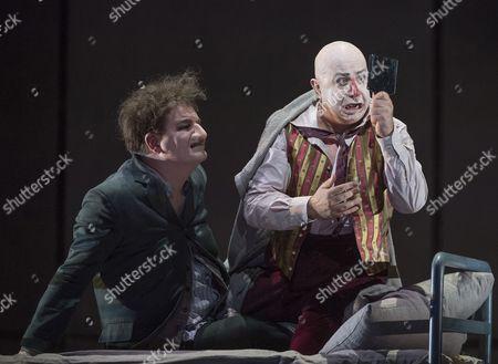 Wolfgang Ablinger-Sperrhacke as Ivan, Martin Winkler as Platon Kuzmitch Kovalov