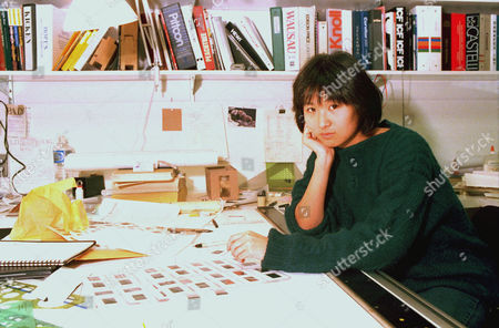 Maya Lin Maya Lin, a 28-year-old architect, poses in her New York City office during work on a 125-year-old mansion renovation and a competition for a large public sculpture, . Lin, a sculptor and artist, designed the Vietnam Veterans Memorial in 1982