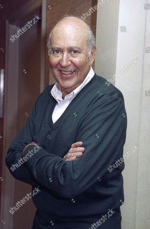 Comedian and film director Carl Reiner, 71, poses following an interview, New York. Reiners latest project is Fatal Instinct, a burlesque of 1940s film noir and of such recent film as Fatal Attraction and Basic Instinct
