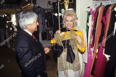 Eva Gabor in 'Hollywood Women' - 1994