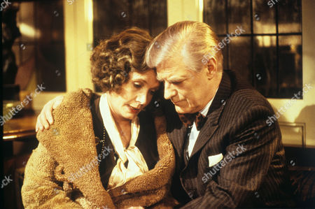 Norman Rodway and Ann Bell in 'The Bretts' - 1987