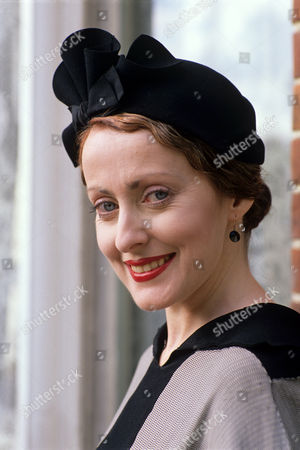 Pauline Moran in 'Poirot' - 1990 Episode : 'The Peril At End House'