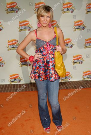 Editorial image of The Nickelodeon 20th Annual Kids Choice Awards, Westwood, America - 31 Mar 2007