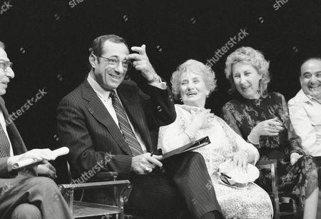 Editorial photo of Cuomo At Holocaust Reunion 1984, New York, USA