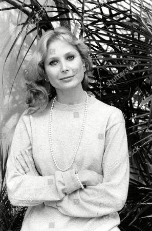 DEBORAH RAFFIN Actress Deborah Raffin poses in Los Angeles, Calif., on
