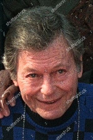 """DEFOREST KELLEY DeForest Kelley who plays Dr. Leonard ''Bones'' McCoy in the """"Star Trek"""" series and motion pictures is shown in this photo in Hollywood, Calif"""