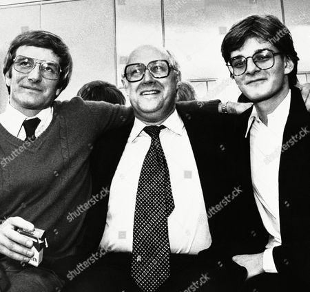 Editorial image of Dmitri Shostakovich Family 1981, Washington, USA