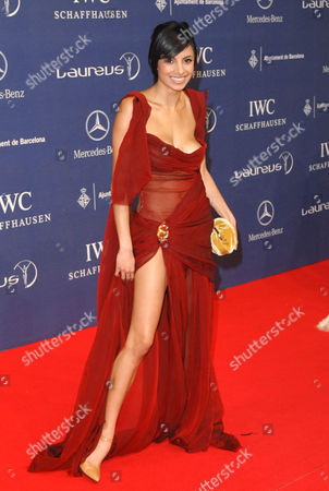 Editorial photo of Laureus World Sports Awards, Barcelona, Spain - 02 Apr 2007