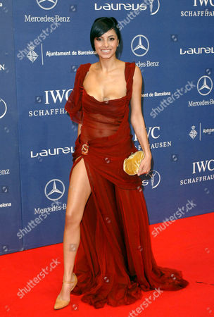 Editorial image of Laureus World Sports Awards, Barcelona, Spain - 02 Apr 2007