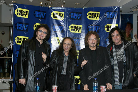 Heaven and Hell - Tony Iommi, Ronnie James Dio, Geezer Butler and Vinny Appice
