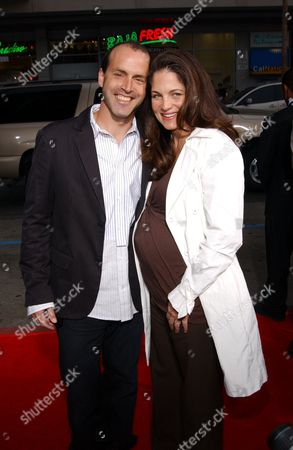 D J Caruso and wife Holly Kuespert