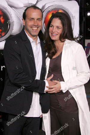D J Caruso and wife, Holly Kuespert