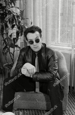 Editorial picture of Elvis Costello, New York, USA