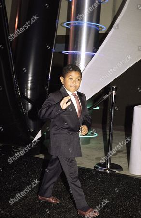 Actor Emmanuel Lewis is shown arriving for the ABC 40th Anniversary Special in Los Angeles