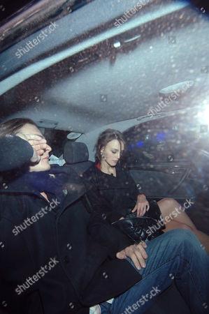 Rupert Friend and Keira Knightley