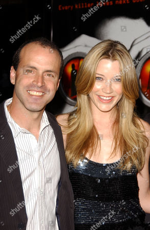 D J Caruso and Sarah Roemer