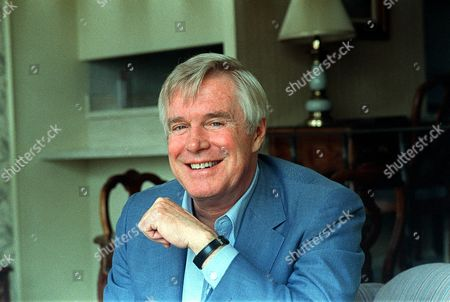 Peppard Actor George Peppard is shown in Chicago, Ill., on