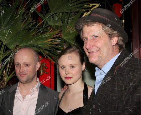 David Harrower, Alison Pill, Jeff Daniels