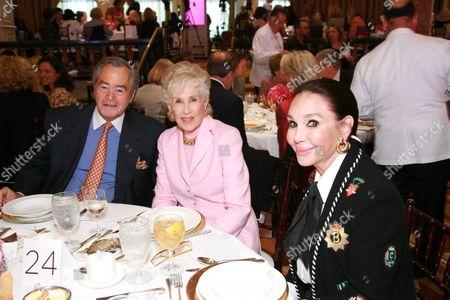 Seth Baker, Erlenne Sprague and Mary Ann Mobley