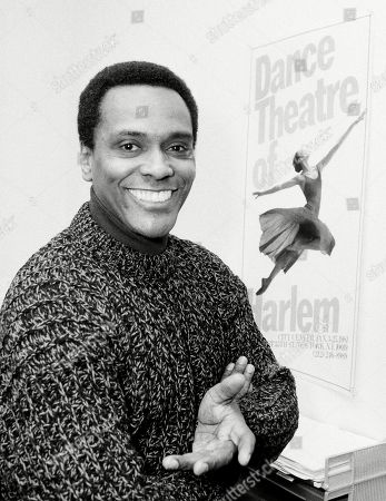 Obituary - Arthur Mitchell, barrier-breaking black dancer, dies aged 84