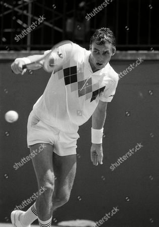 Editorial photo of High Stakes Lendl, Newport Beach, USA