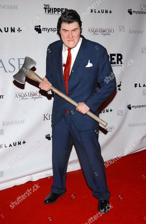 Richmond Arquette as Ronald Reagan