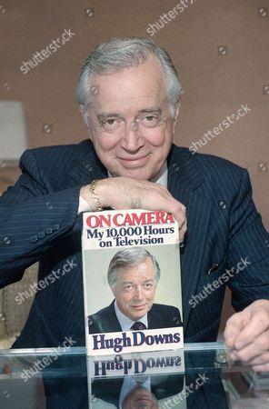 "Hugh Downs Hugh Downs estimates he's spent 10,000 hours on television. He tells about those hours on the air in his book ""On Camera: My 10,000 Hours on Television."" He's shown in Los Angeles"