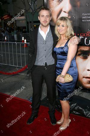 Ryan Gosling and sister, Mandi Gosling