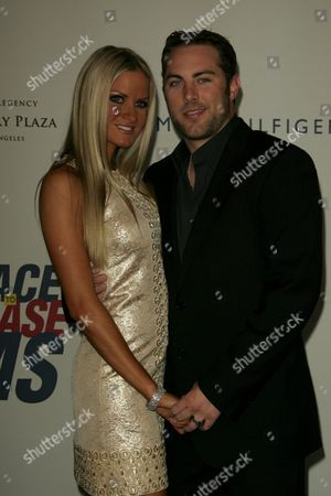 Erica Dahm and Jay McGraw