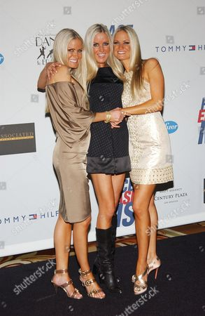 The Dham Triplets - Jen Dahm, Nicole Dahm and Erica Dahm