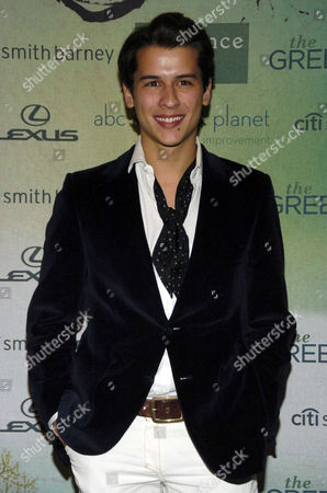 Editorial image of 'Sundance Channel Green' Launch Party, New York, America - 12 Apr 2007
