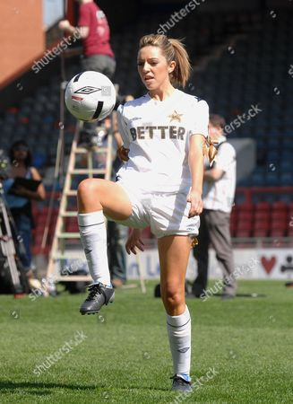 Heather Swan (Michael Chopra girlfriend)
