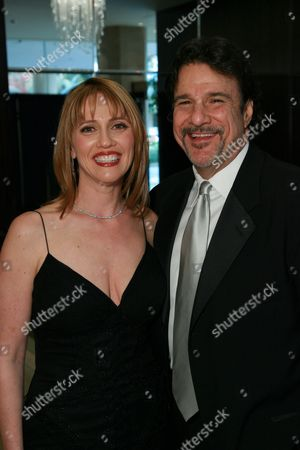 Andrea Nelson and Larry Nelson