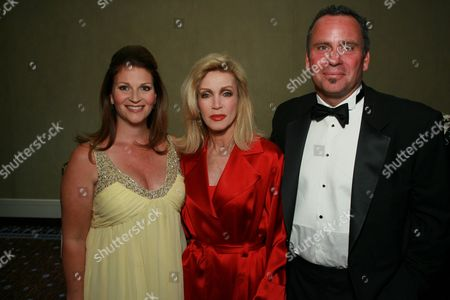 Editorial image of The 22nd Annual Odyssey Ball benefiting the John Wayne Cancer Institute at the Beverly Hilton Hotel, Beverly Hills, Los Angeles, America - 14 Apr 2007