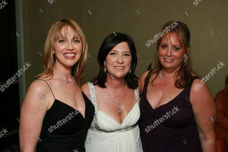 Stock Image of Andrea Nelson, Teddy Gilderman & Shirley Lipstone